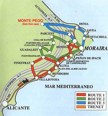 Monte Pego Villas Stunning Spanish Villas Costa Blanca North